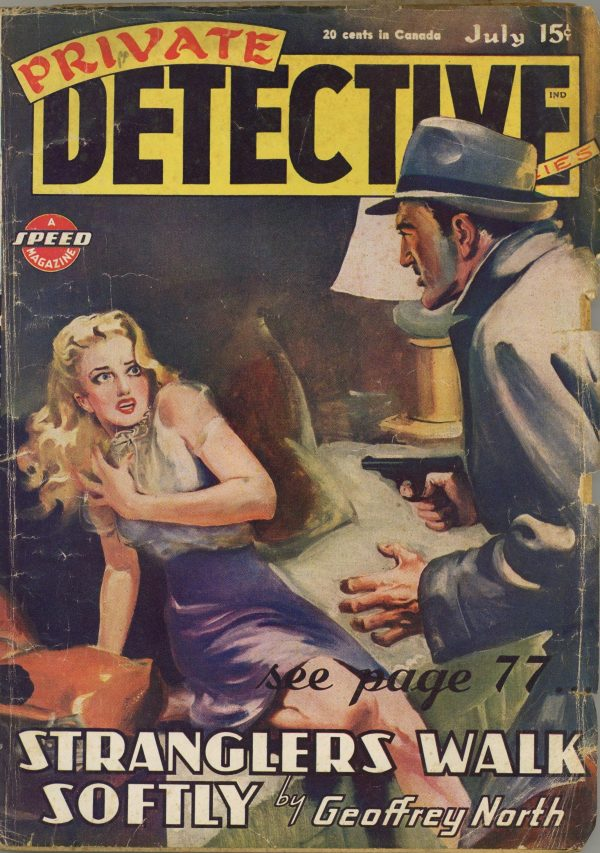 Private Detective Stories July 1945