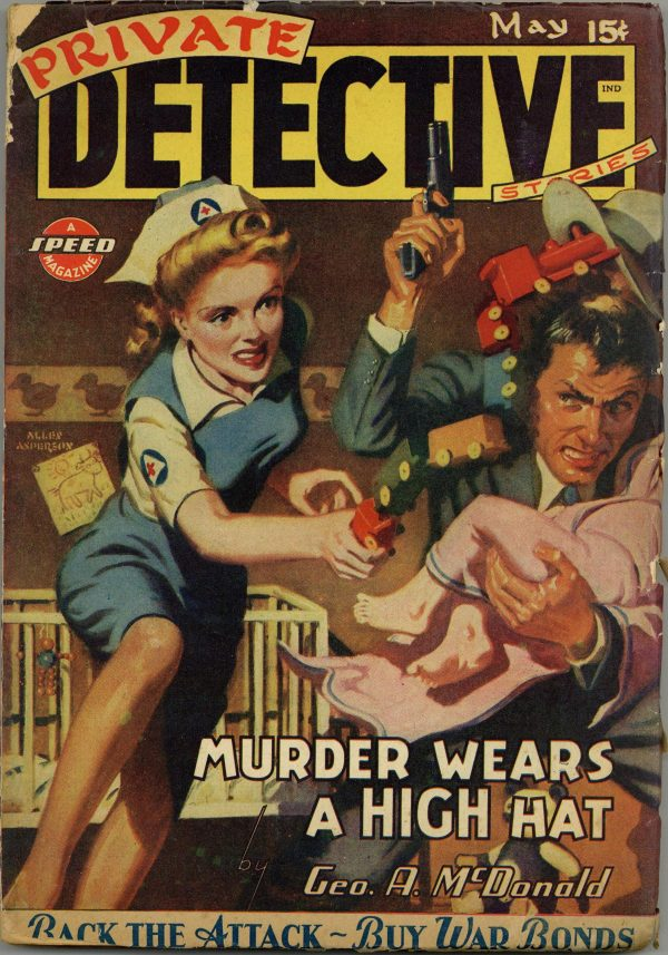 Private Detective Stories May 1944