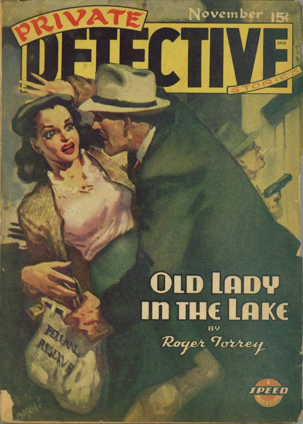 Private Detective Stories November 1944
