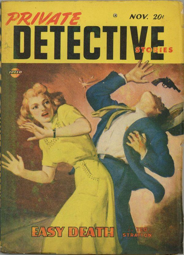 Private Detective Stories November 1947