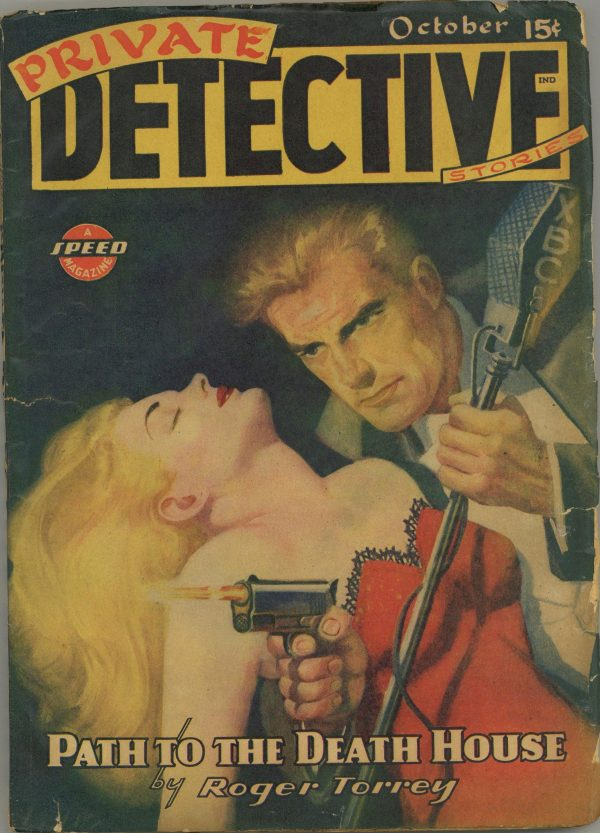 Private Detective Stories October 1944
