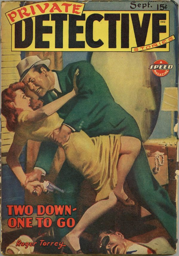 Private Detective Stories September 1943