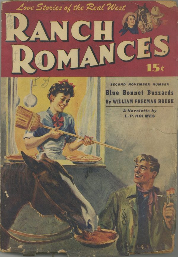 Ranch Romances November 1946