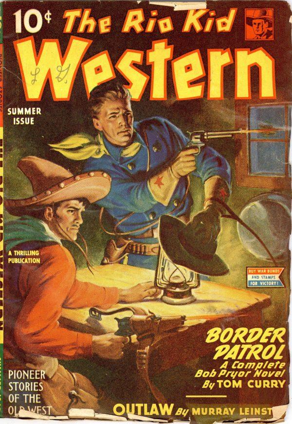 Rio Kid Western Summer 1945