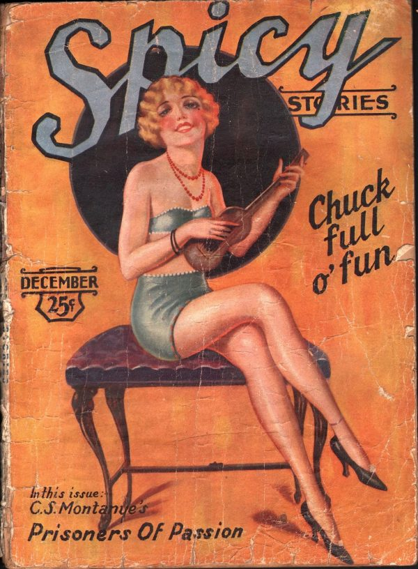 Spicy Stories December 1928