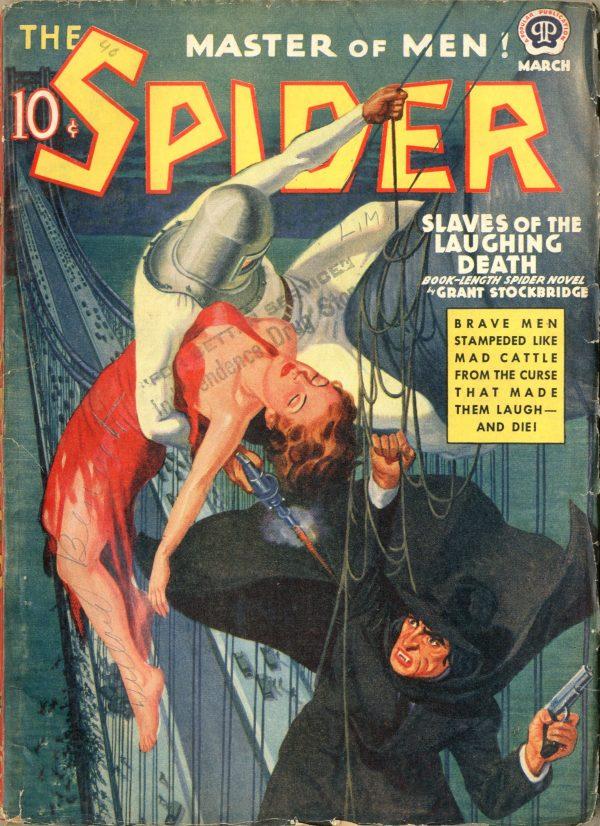 Spider March 1940