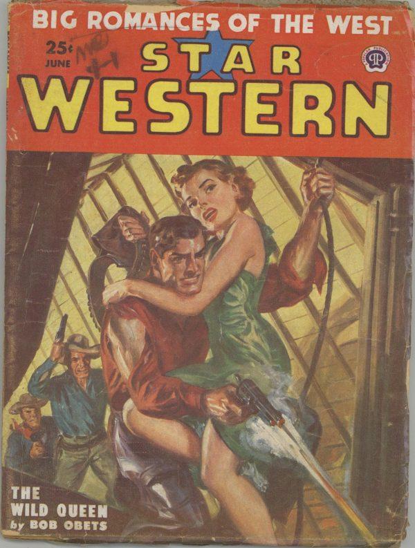 Star Western June 1952