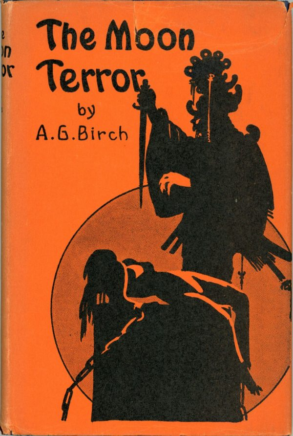 The Moon Terror & Other Stories 1927