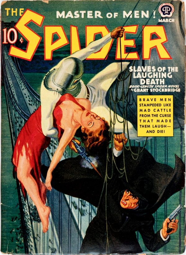 The Spider - March 1940