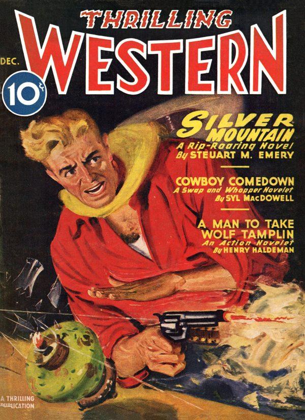 Thrilling Western December 1946
