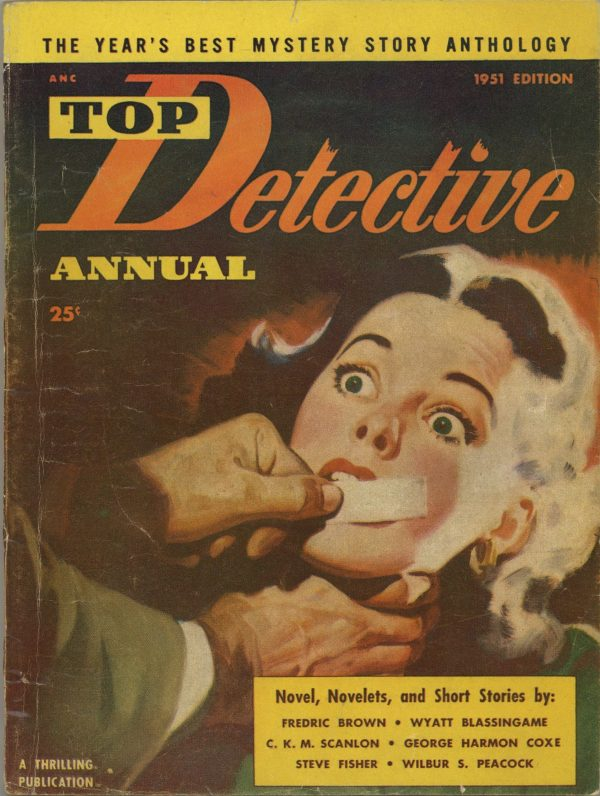 Top Detective Annual 1951