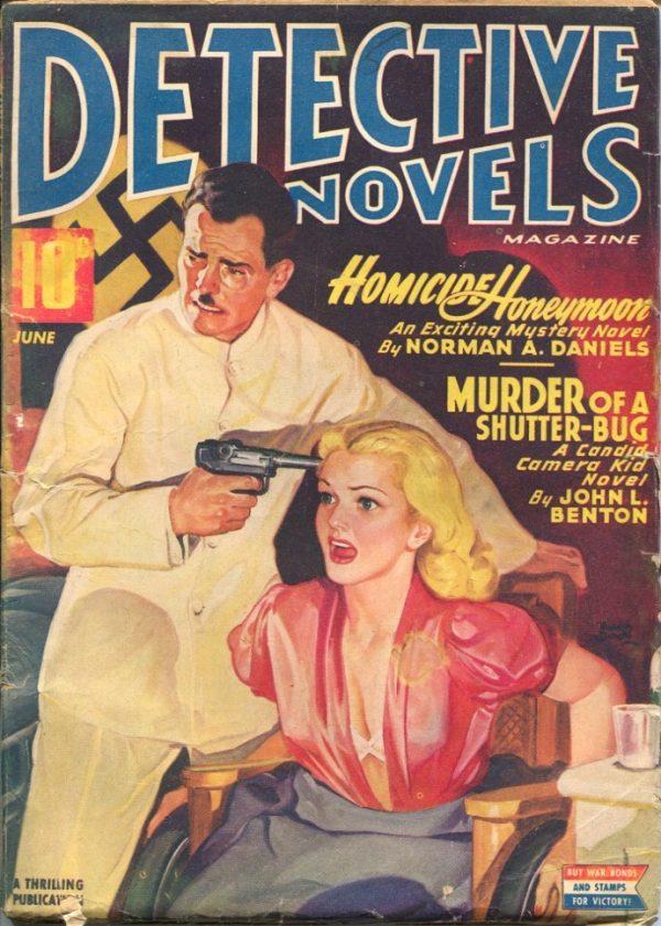 Detective Novels June 1944