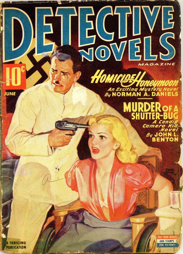Detective Novels Magazine June 1944
