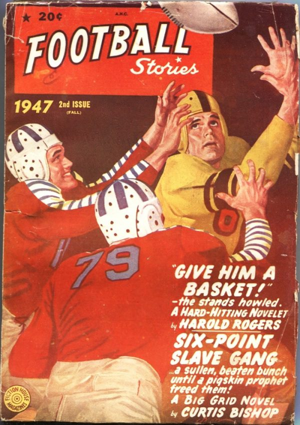 Football Stories Issue #1 October 1947