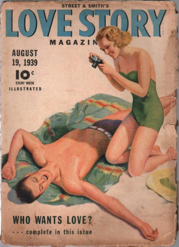 Love Story August 1939