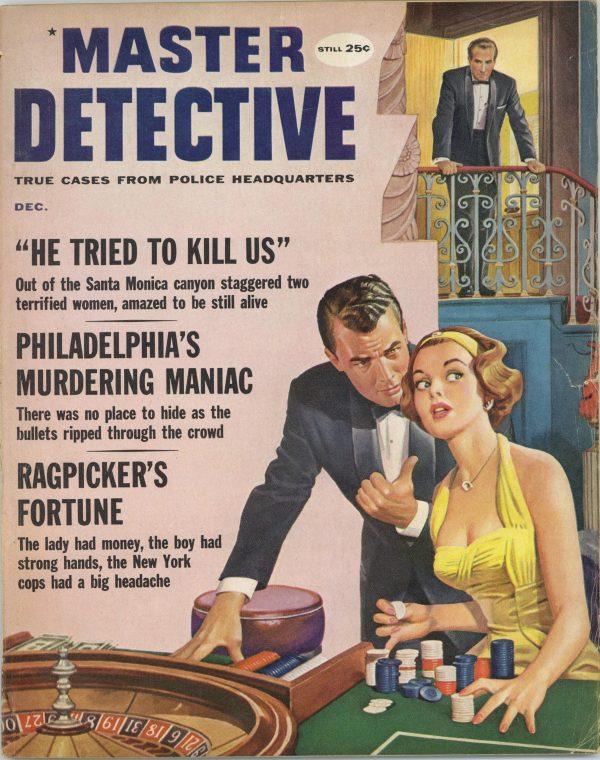 Master Detective December 1959