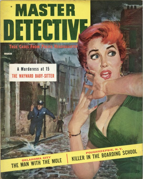 Master Detective March 1956