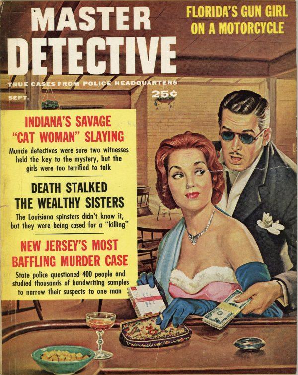 Master Detective September 1961