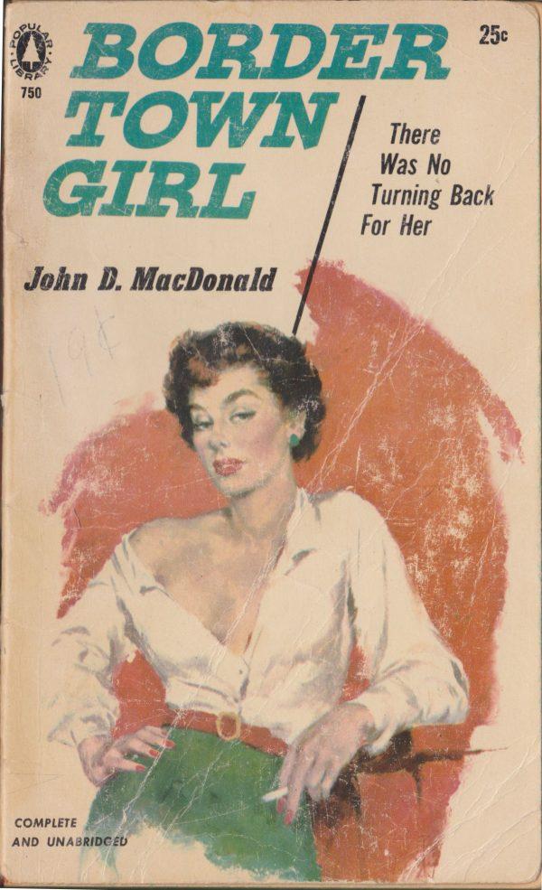 Popular Library 750 1956