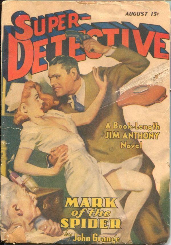 Super-Detective August 1942