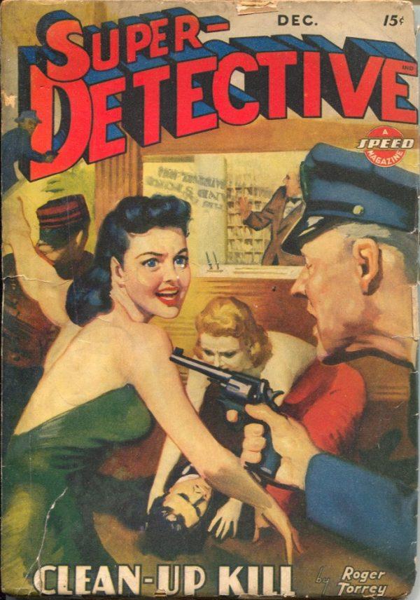 Super-Detective December 1943