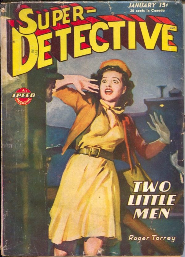 Super-Detective January 1946