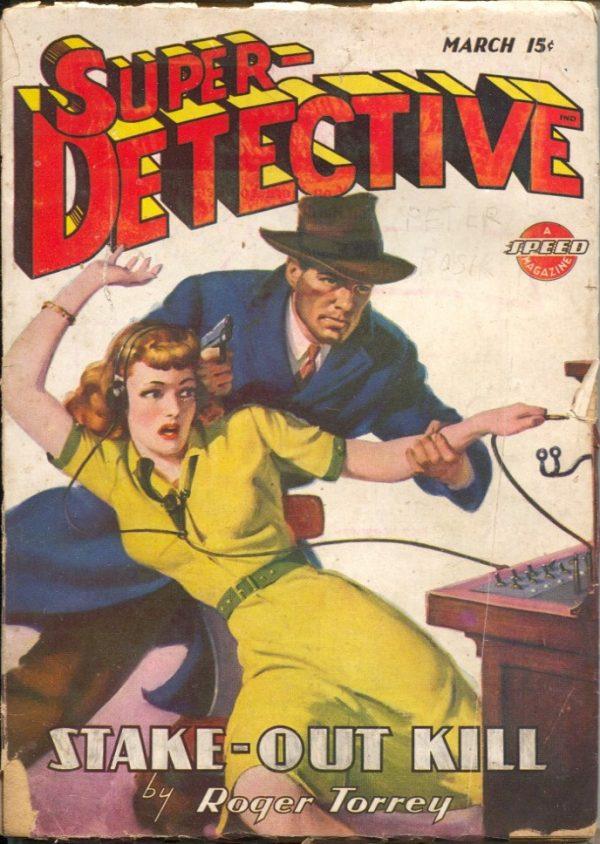 Super-Detective March 1946