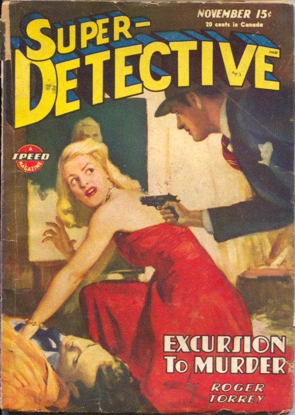 Super-Detective November 1945