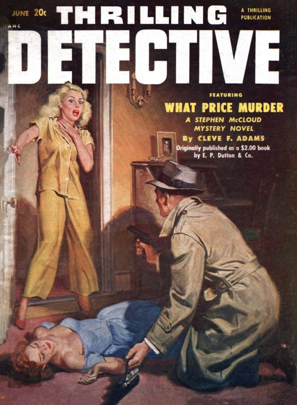 Thrilling Detective June 1951