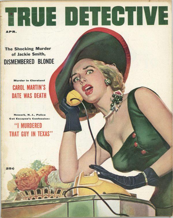 True Detective April 1956