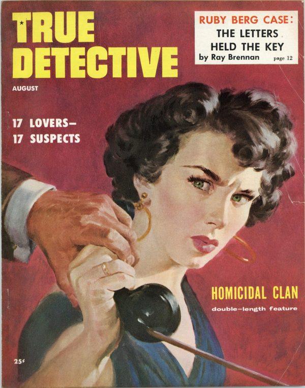 True Detective August 1954