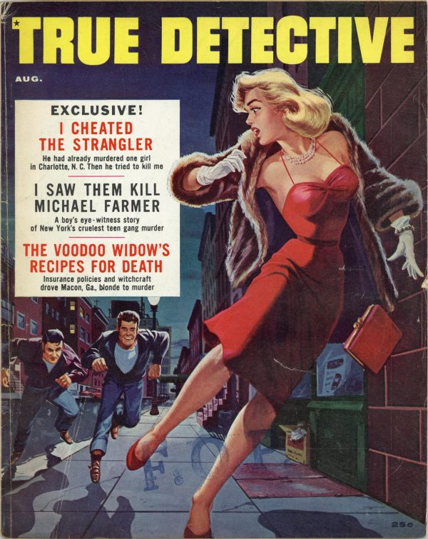 True Detective August 1958