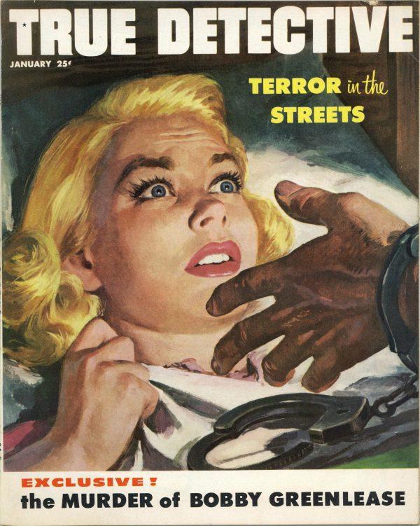 True Detective January 1954