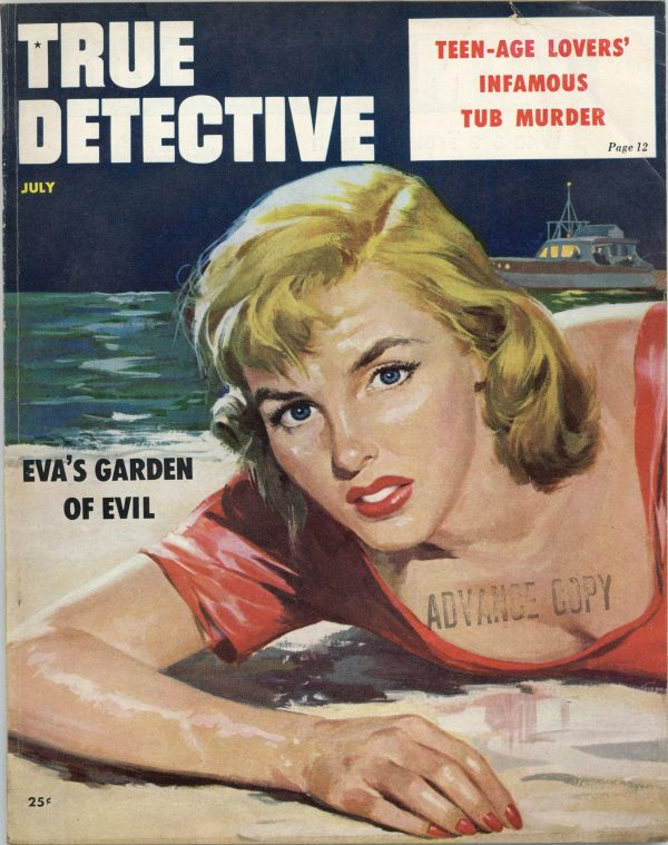True Detective July 1954
