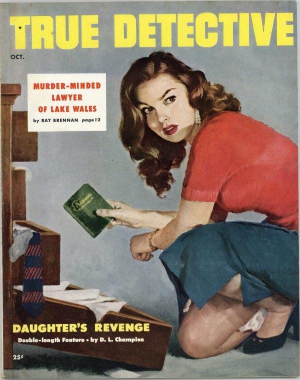 True Detective October 1954