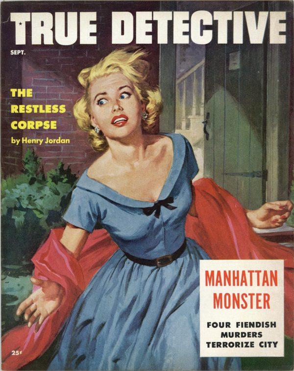 True Detective September 1954