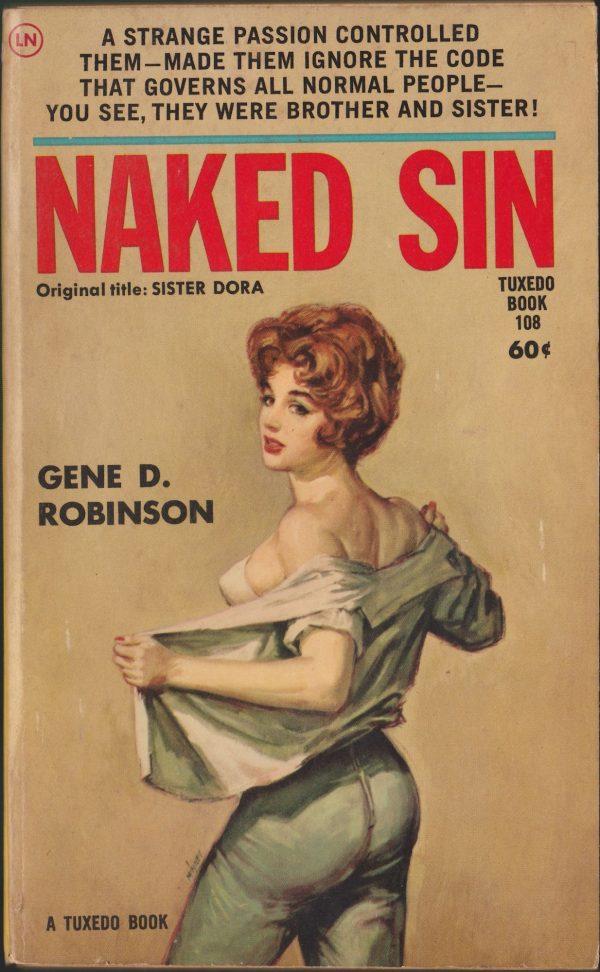 Tuxedo Books 108 1962
