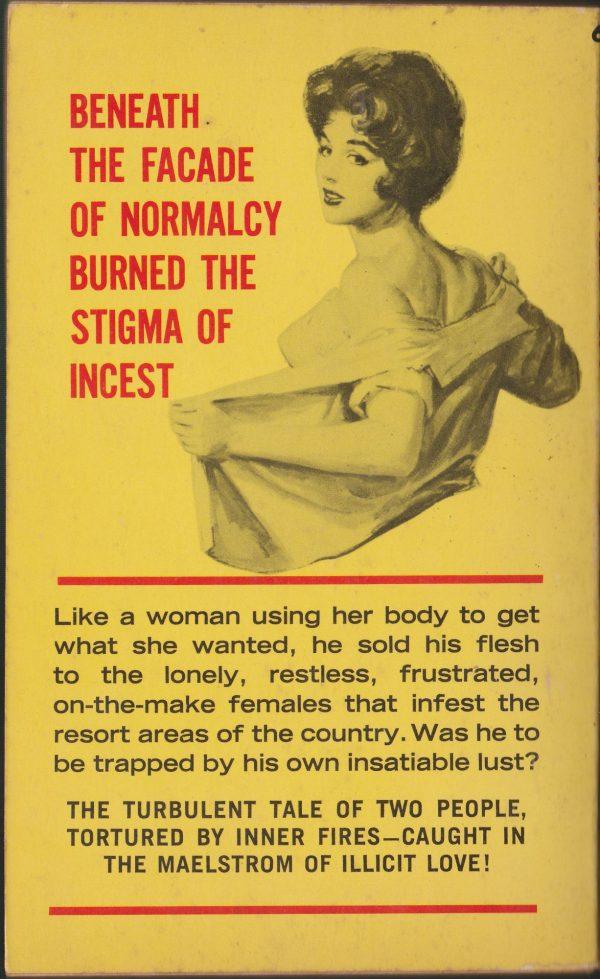 Tuxedo Books 108 1962 back