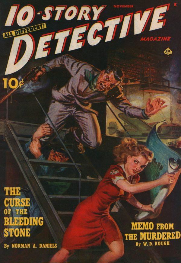 10-Story Detective November 1942