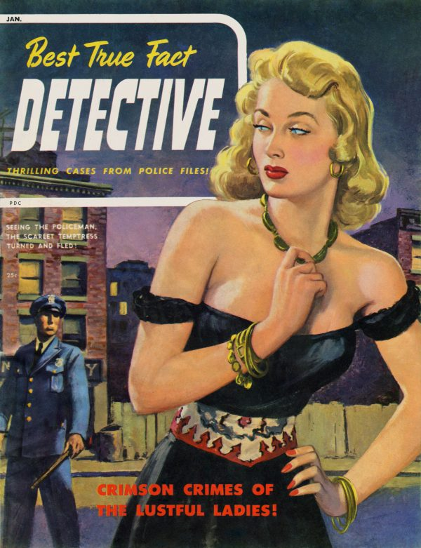 Best True Fact Detective January 1950