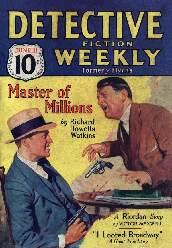 Detective Fiction Weekly June 11 1932