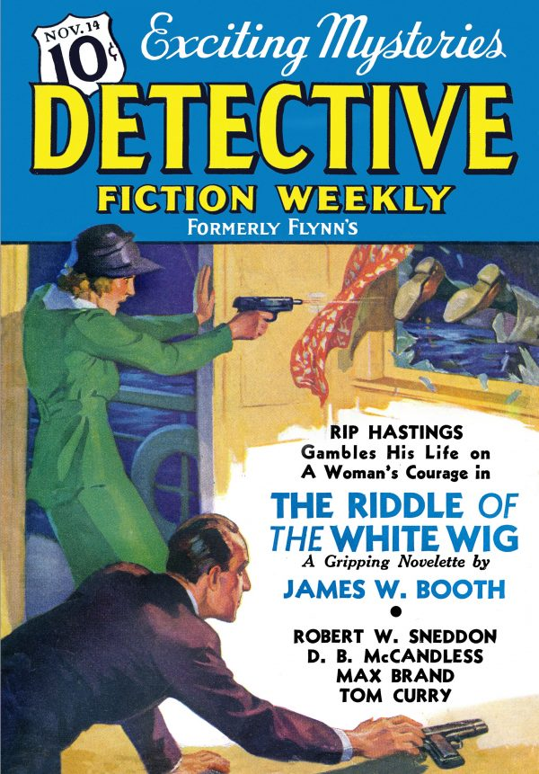 Detective Fiction Weekly Nov 14 1936