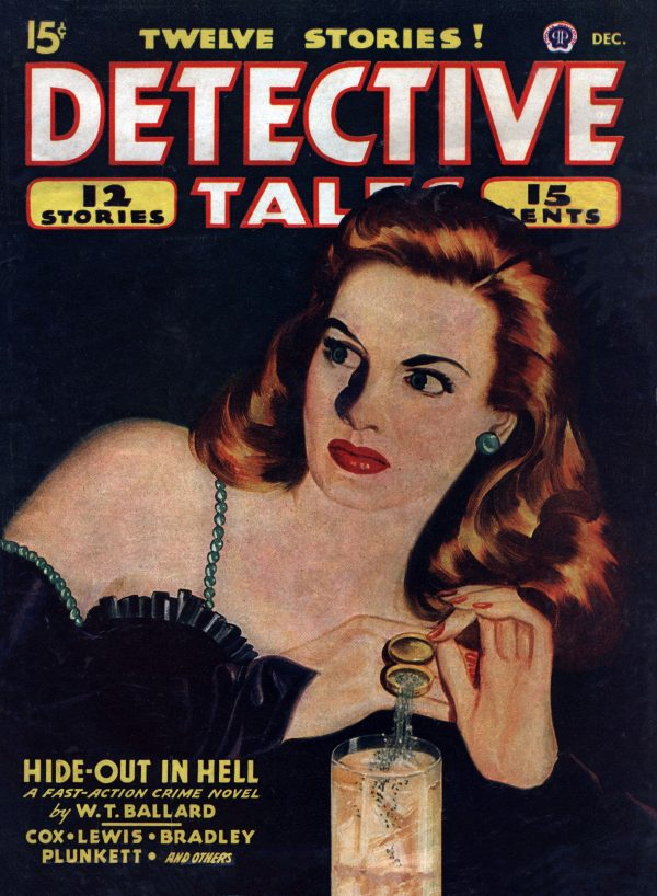 Detective Tales December 1945