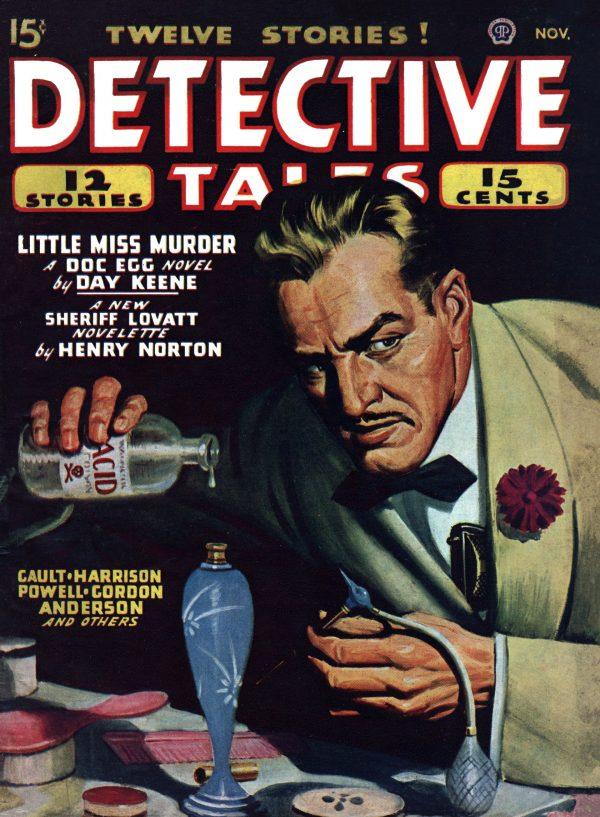 Detective Tales November 1946