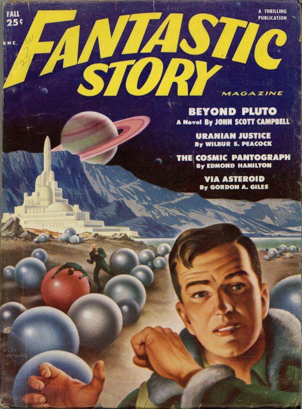 Fantastic Story Fall 1951