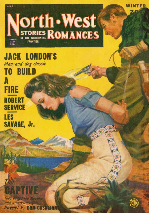 North-West Romances Winter 1948