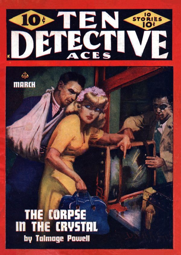 Ten Detective Aces March 1946