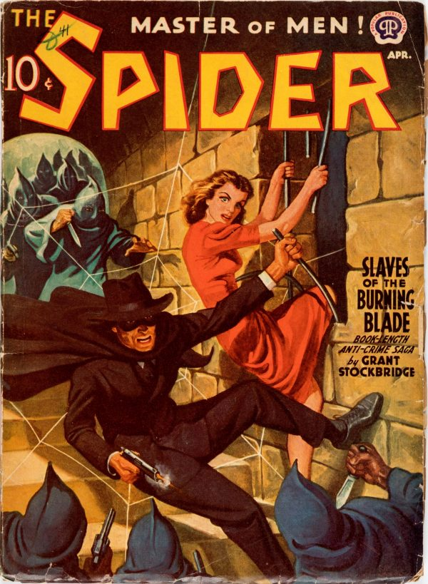 The Spider - April 1941