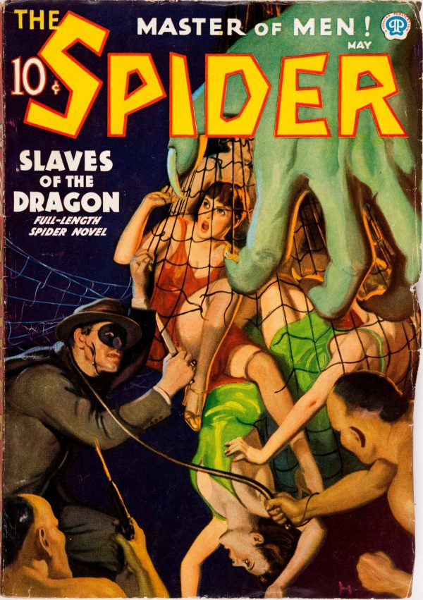 The Spider - May 1936