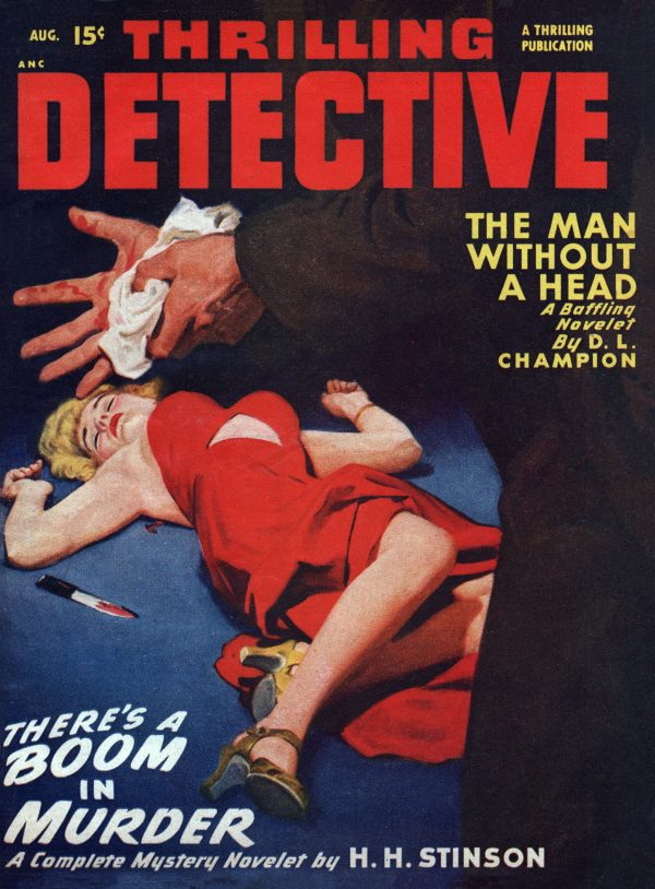 Thrilling Detective August 1949